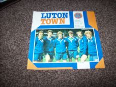Luton Town v Oldham Athletic, 1978/79